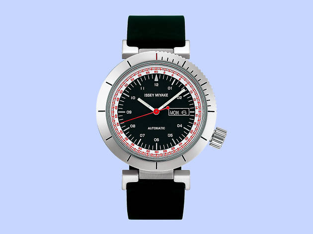 W Automatic watch from Issey Miyake