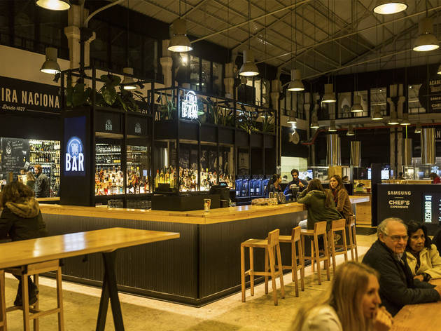 Time Out Bar, Mercado da Ribeira