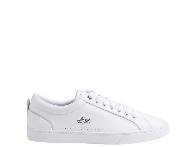 Lacoste Lenglen white shoes