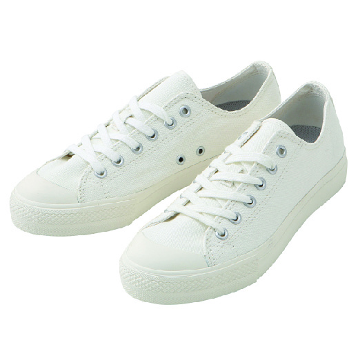 Muji cotton sneakers