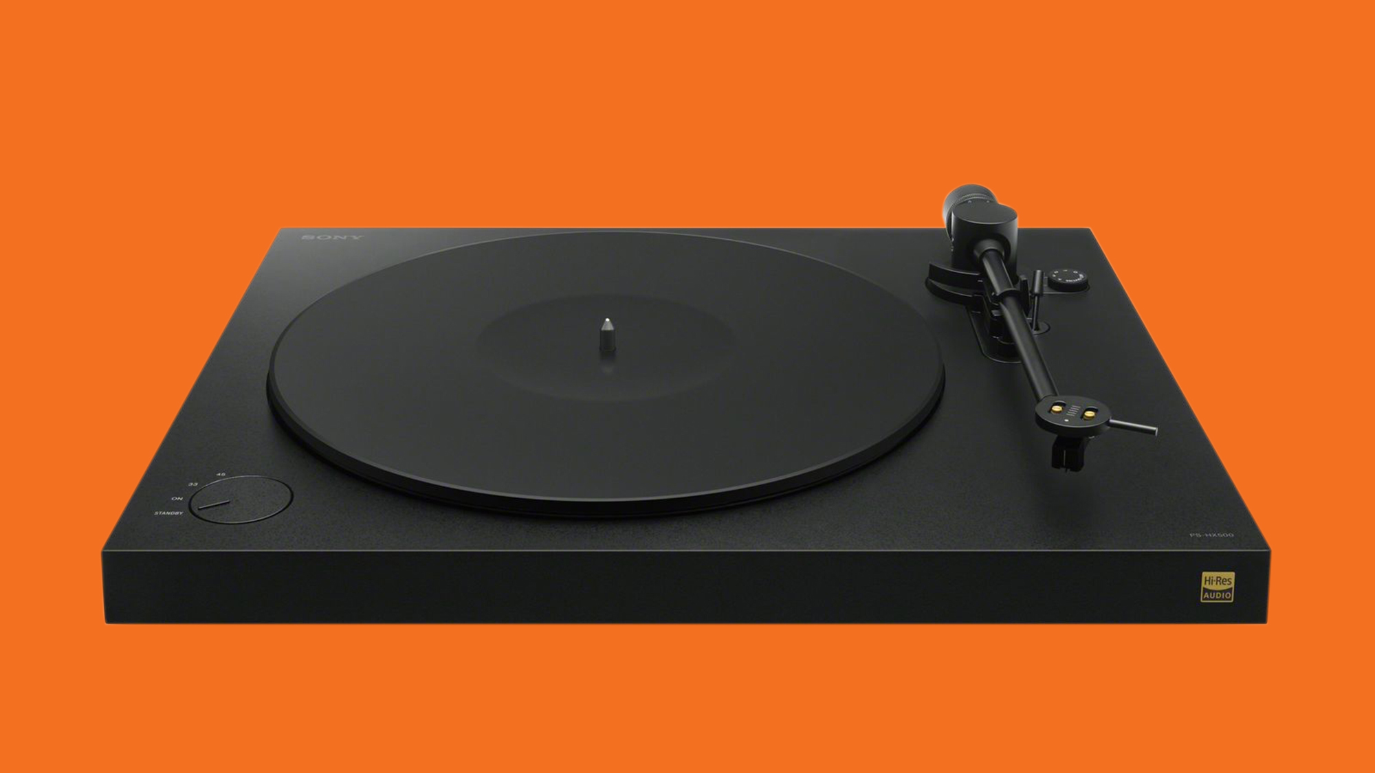 PX HX-500 turntable from Sony