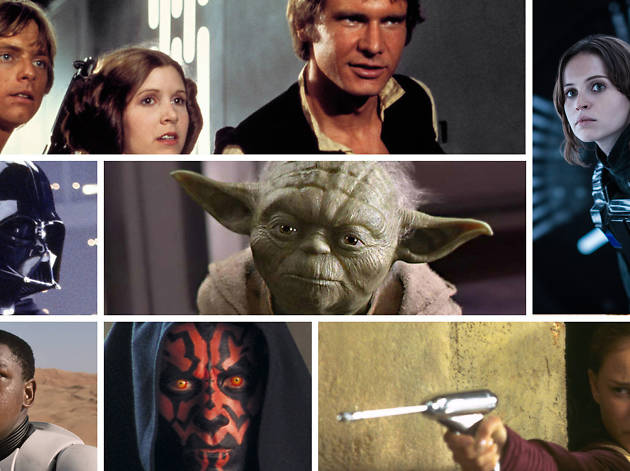 Best Star Wars Characters | 53 Iconic Star Wars Characters