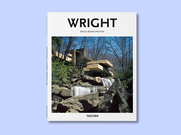 Wright book from Taschen