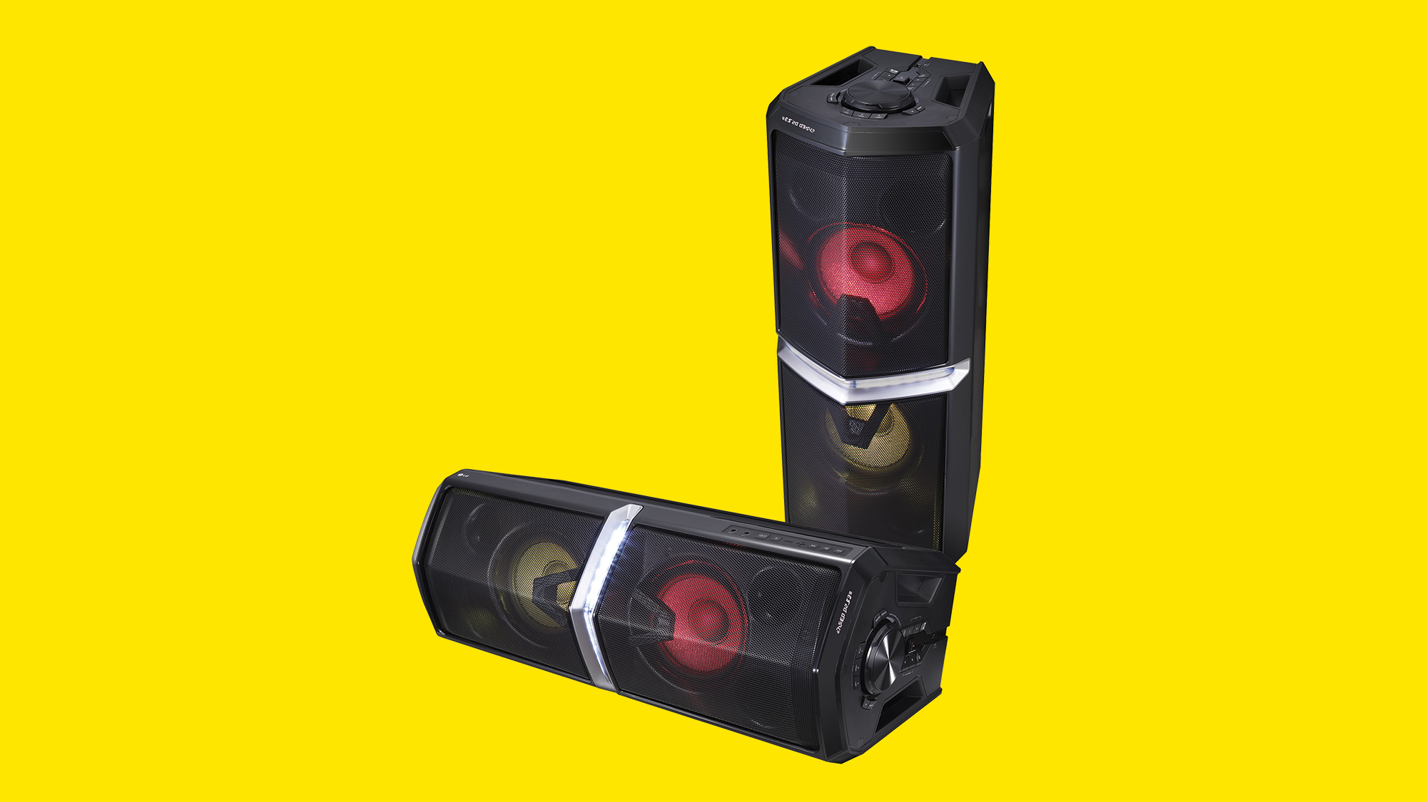 Freestyle FH6 speakers from LG