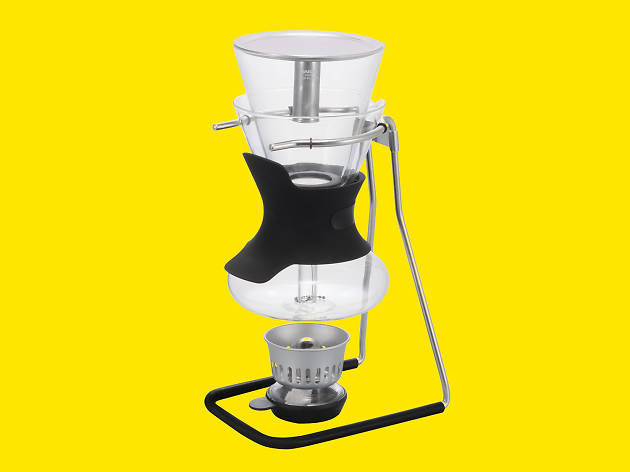 Syphon coffee machine from Hario