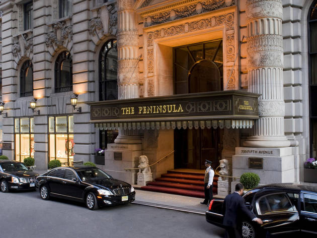 (Photograph: Courtesy The Peninsula New York)