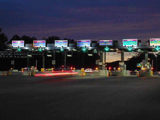 New York's tollbooths will start disappearing next month