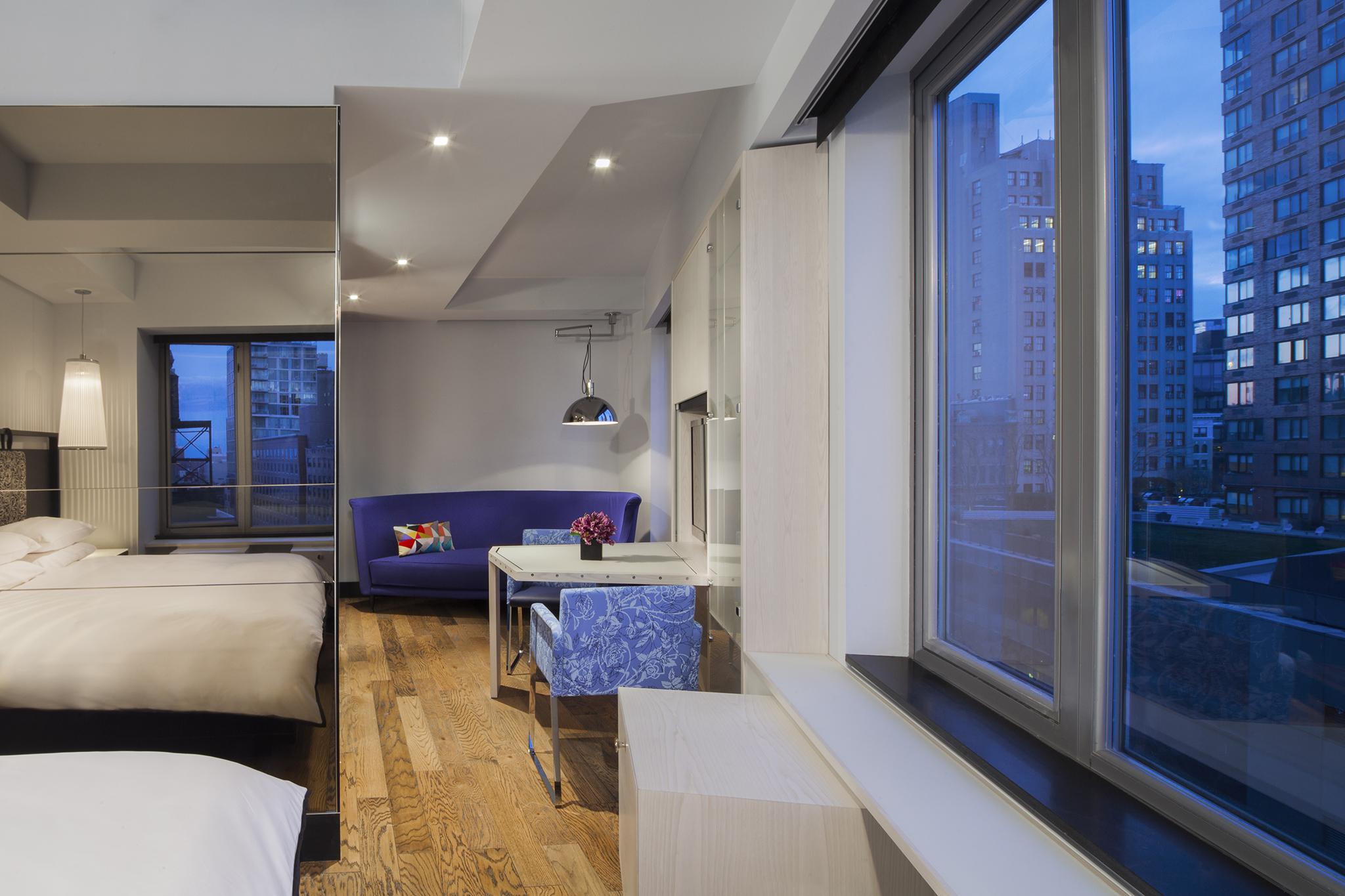 Hyatt Union Square New York Hotels In East Village New York