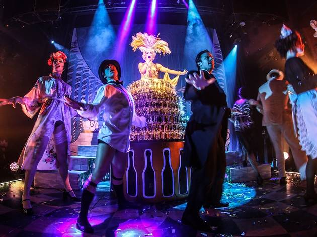 Mayfair: A Surreal Party