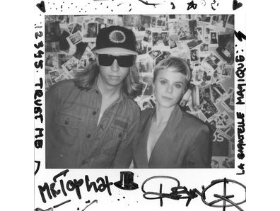 Robyn & Mr. Tophat, Beats in Space Radio Show #837