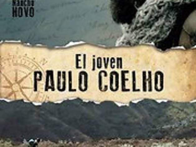 El joven Paulo Coelho
