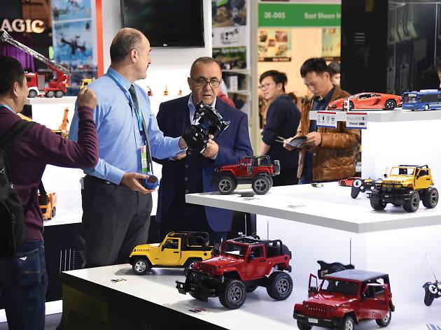 Hong Kong Games and Toy Fair 2017