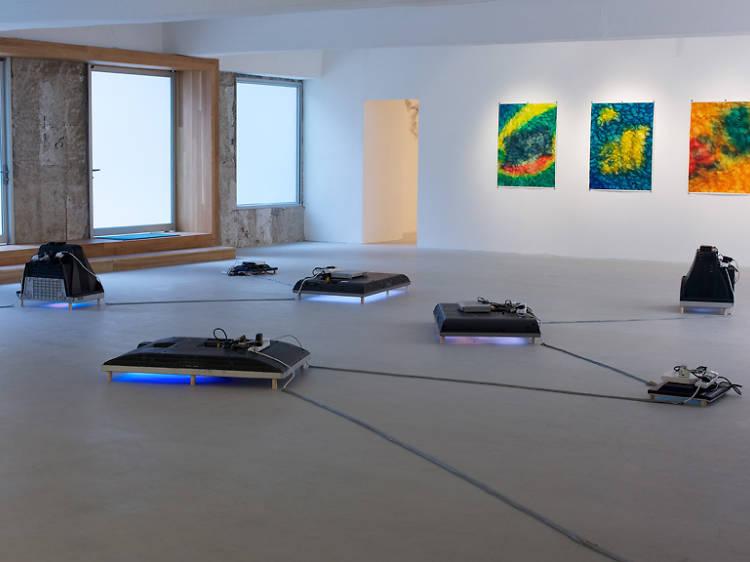 熱門藝術展覽場地:奧沙畫廊