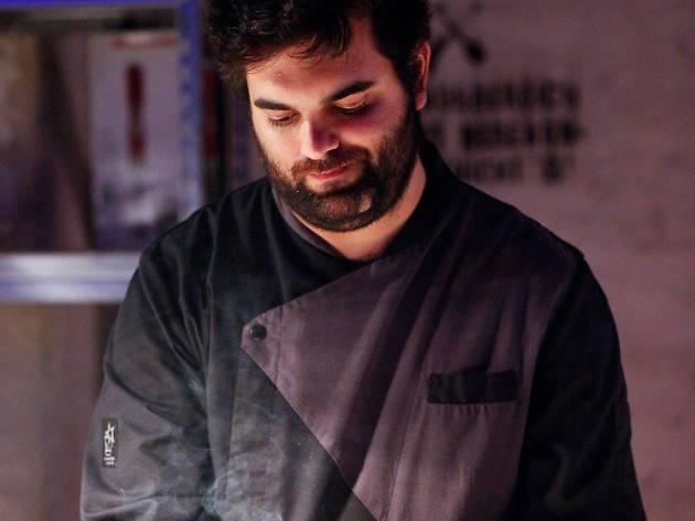 Israeli chef Gal Ben-Moshe