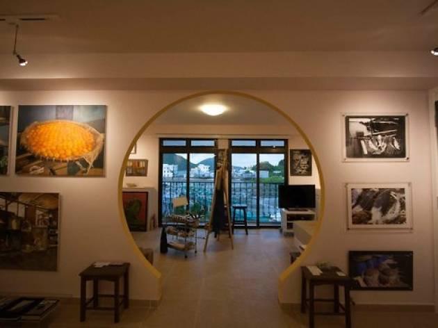 Flanhardt Galerie und Atelier