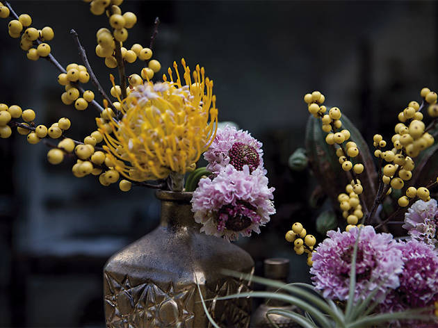 Flowers by Bornay