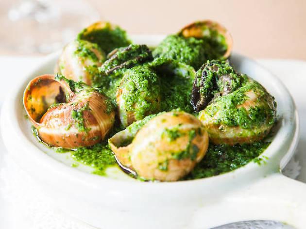 Comida europea en la CDMX