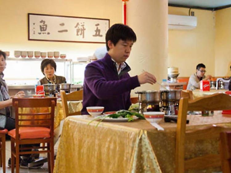 Los mejores restaurantes de comida asiática
