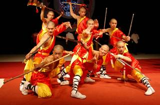 The 'Shaolin Warriors'