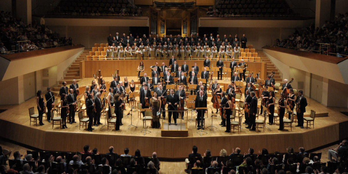 Johann Strauss Gran Concierto de Año Nuevo