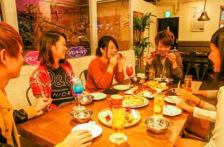 モンキーのいるレストラン&BAR 上野店