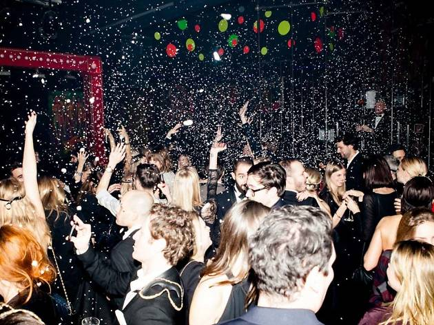 Wild & stylish NYE club parties in Seoul