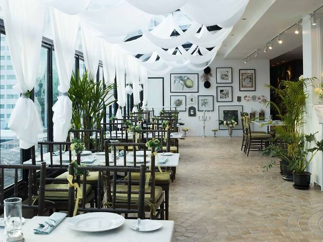Best romantic restaurants in barcelona