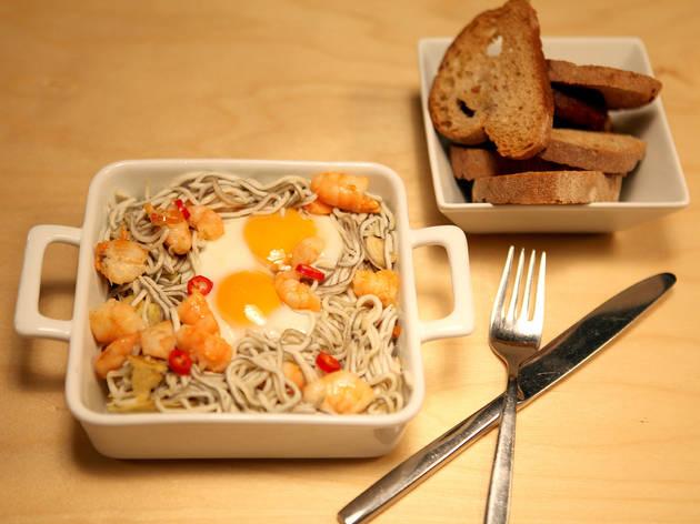 Taberna Moderna - Ovos Rotos