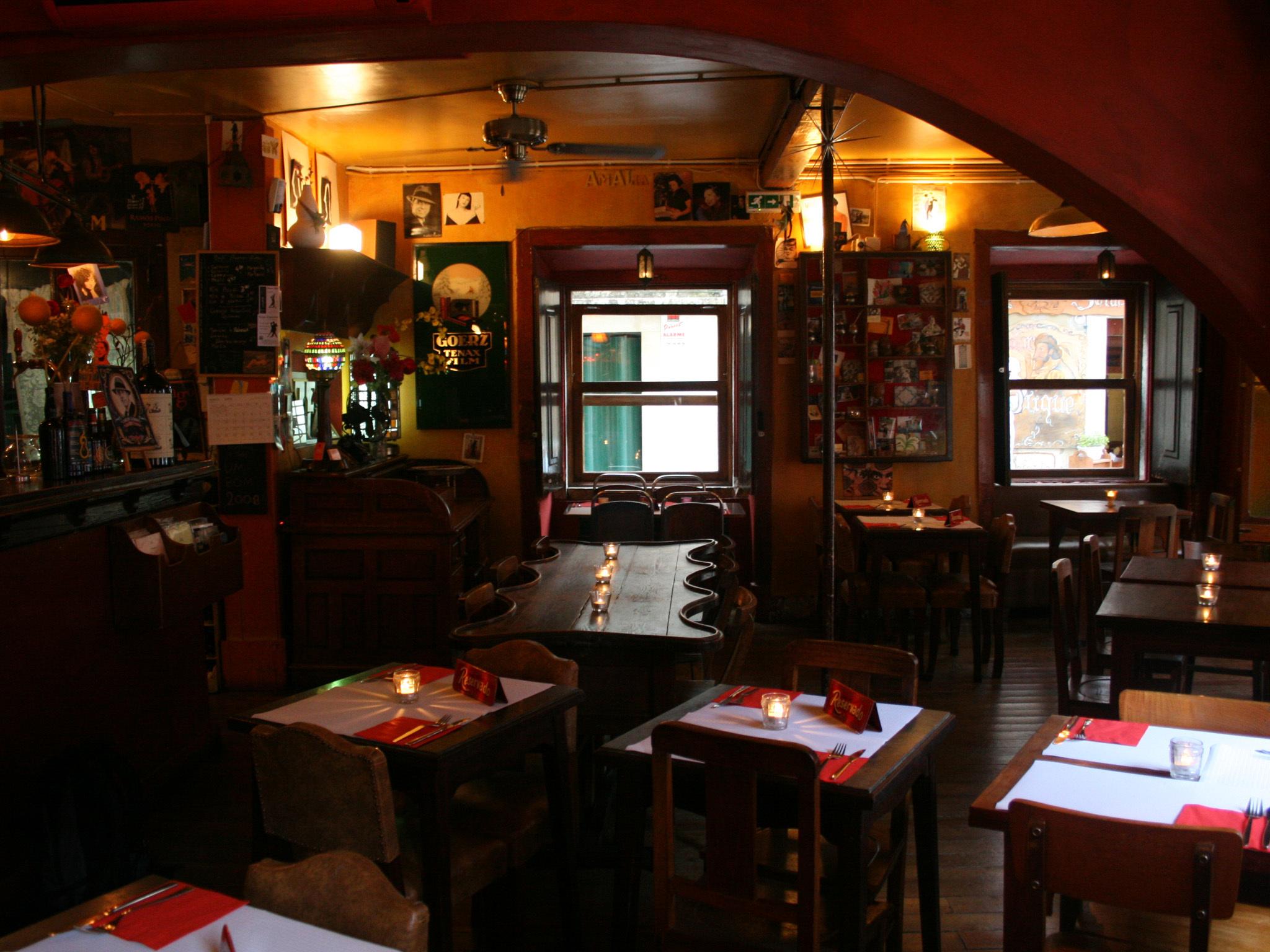 Café Buenos Aires - Sala