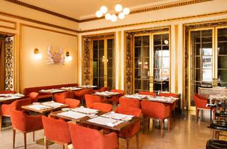 Café Lisboa - Sala