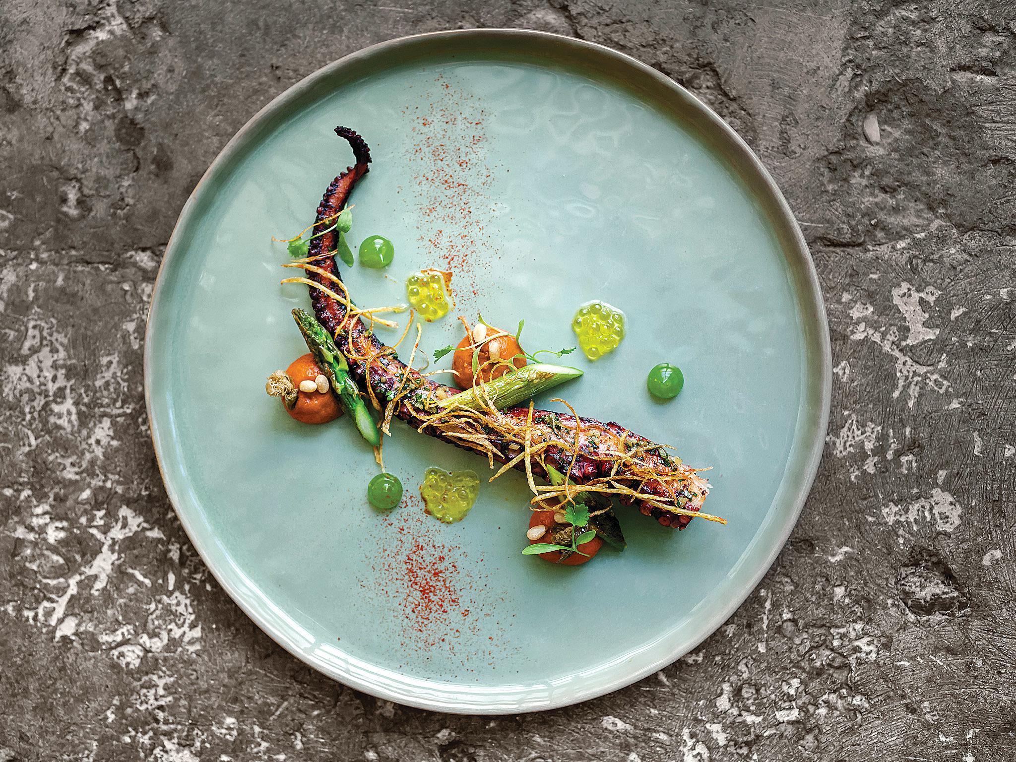 Os melhores restaurantes de cozinha de autor