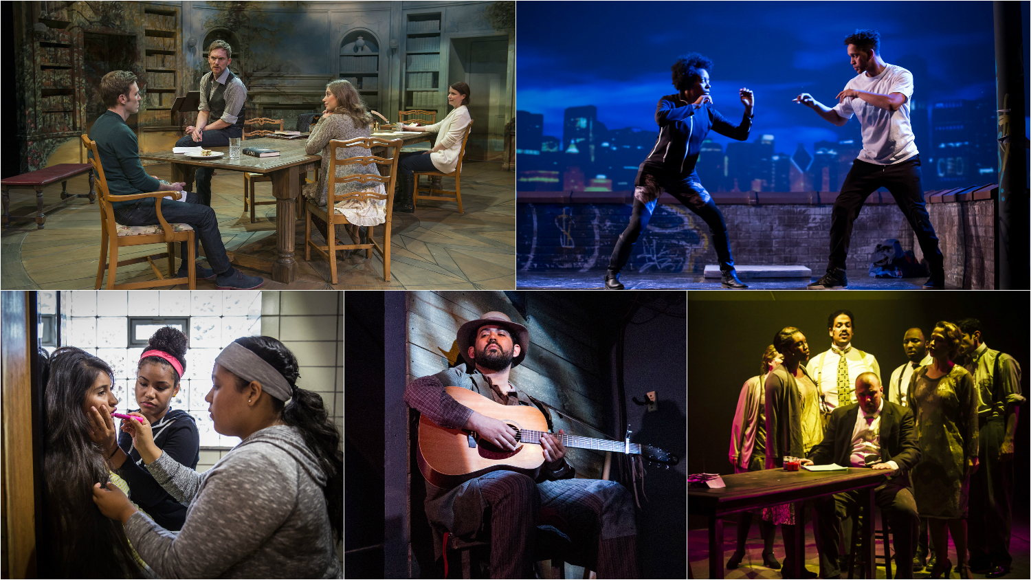 The best Chicago theater of 2016