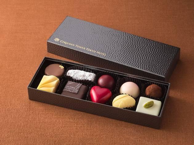 セルリアンタワー東急ホテル バレンタインチョコレート2017
