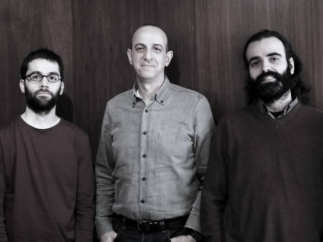Agustí Fernández Liquid Trio