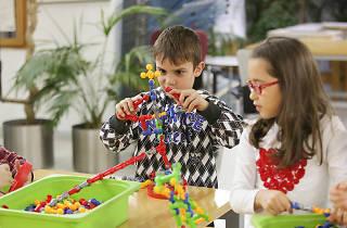 Sanatın Yapı Taşı: Oyun (7-14 yaş)