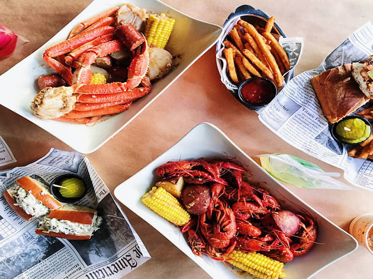 Check out the best Cajun restaurants in NYC