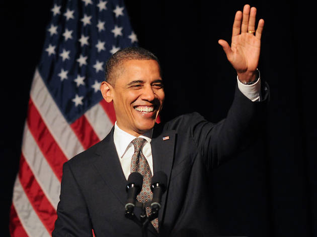 Barack Obama may hold farewell speech in Chicago