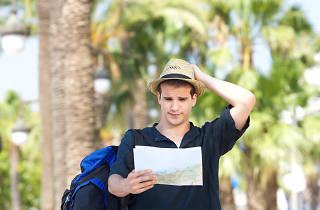 Miami tourist