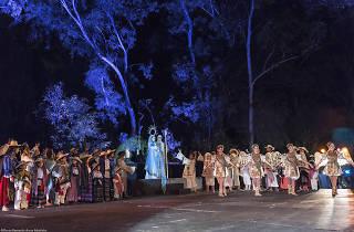 Ballet Navidades en México