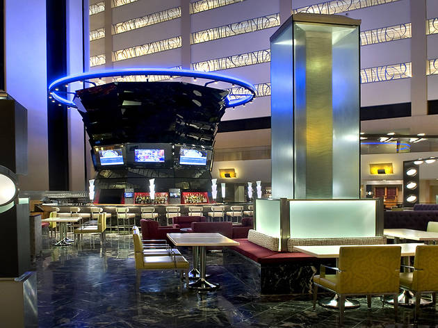 (Photograph: Courtesy The View at New York Marriott Marquis)