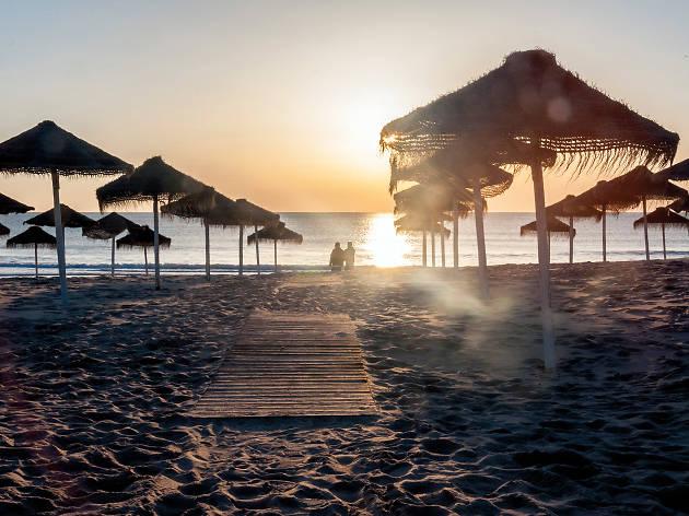 Praia do Costa da Caparica