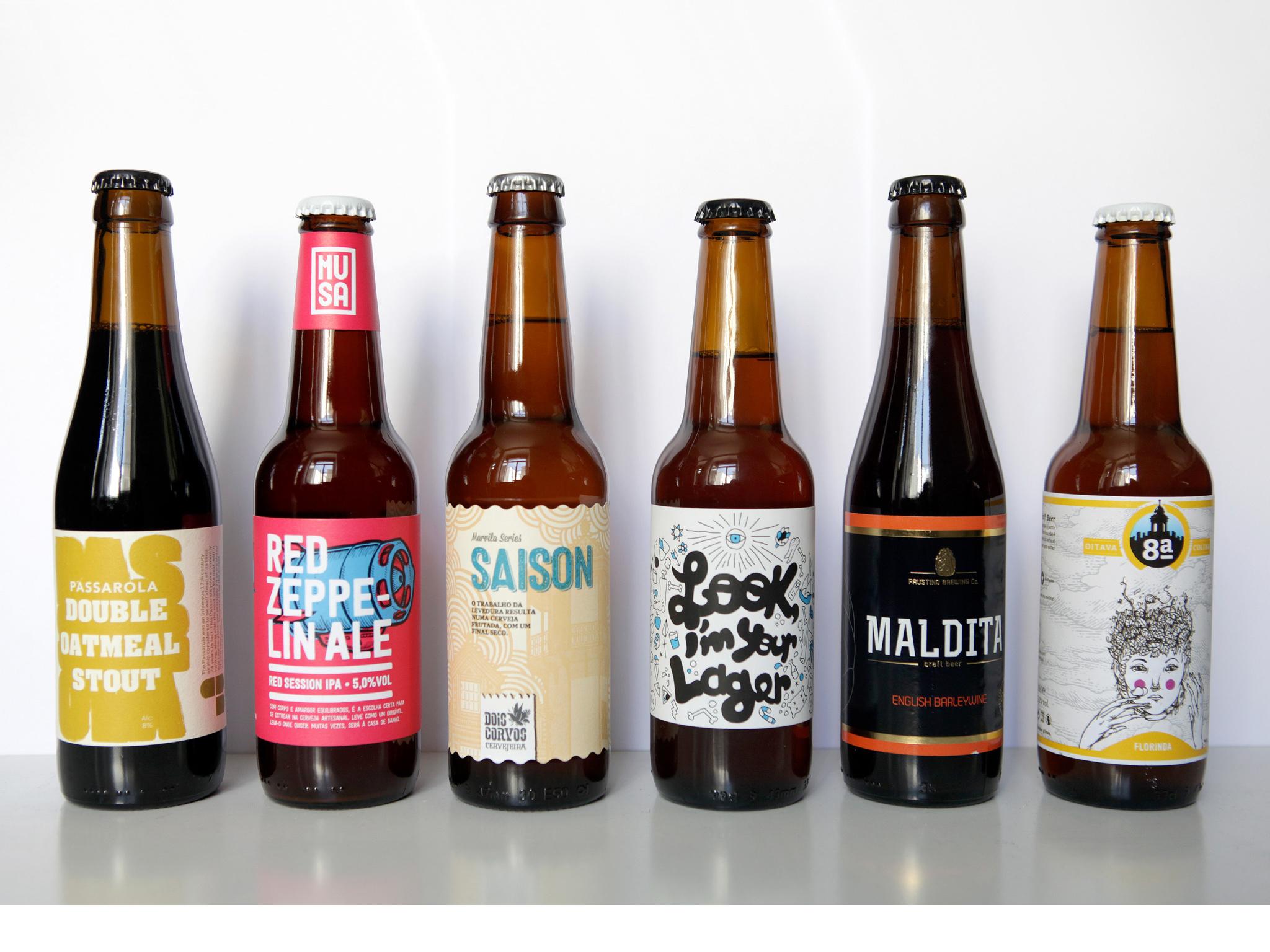 Dá-lhe Gás: as piores e melhores cervejas artesanais que provámos em 2016