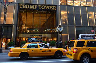 The streets around Trump Tower are finally starting to reopen