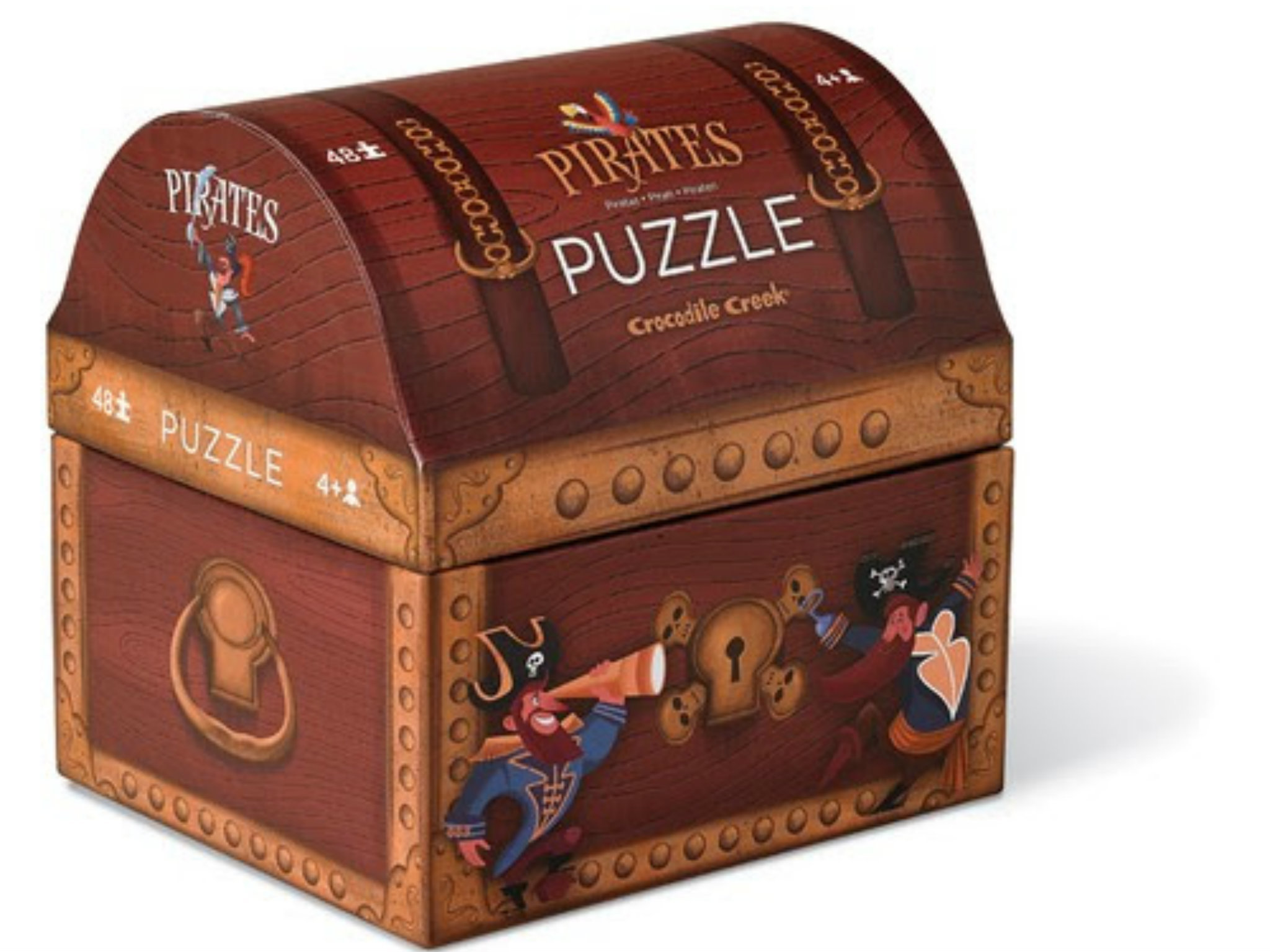 Rompecabezas Pirates Treasure