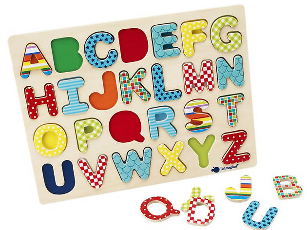 Natural Puzzle ABC