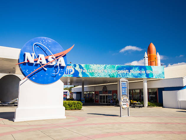 Cape Canaveral Kennedy Space Center