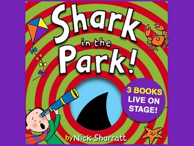 Shark In The Park: ABA International Touring & Nonsense Rooms Productions