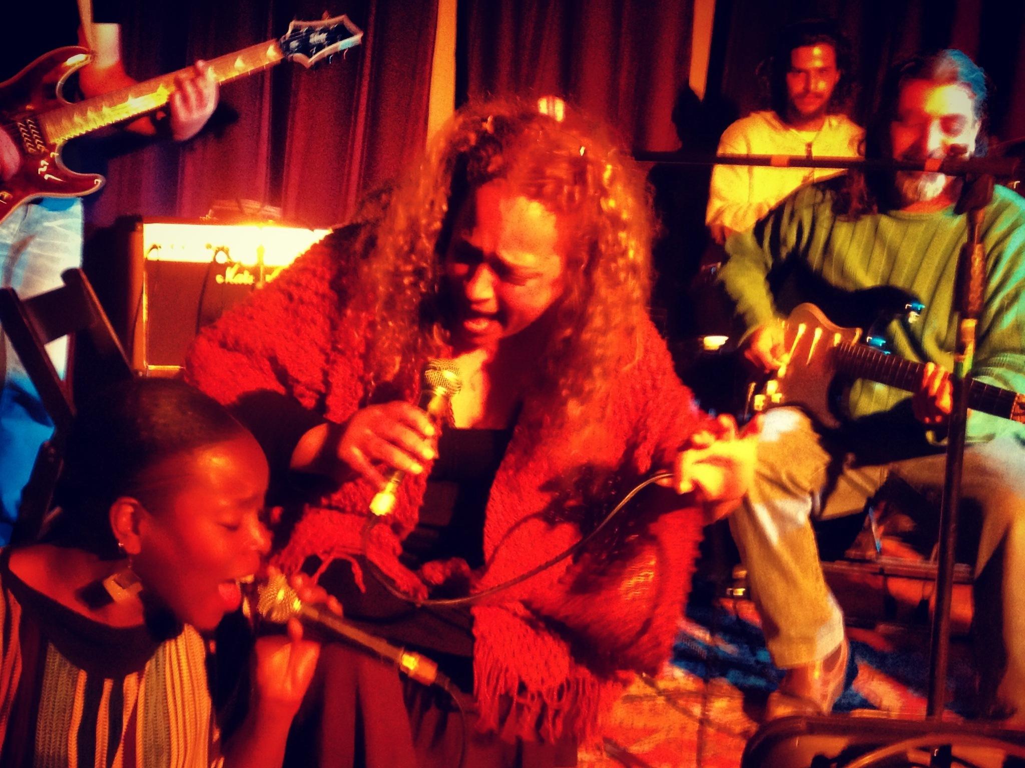 Mitzpe Ramon Jazz Club