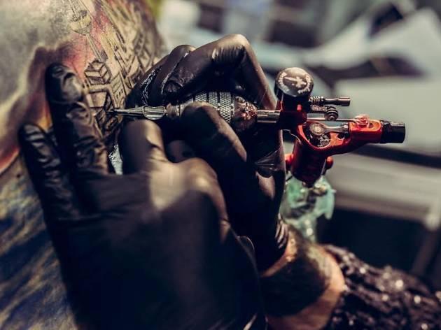 Kipod Tattoo