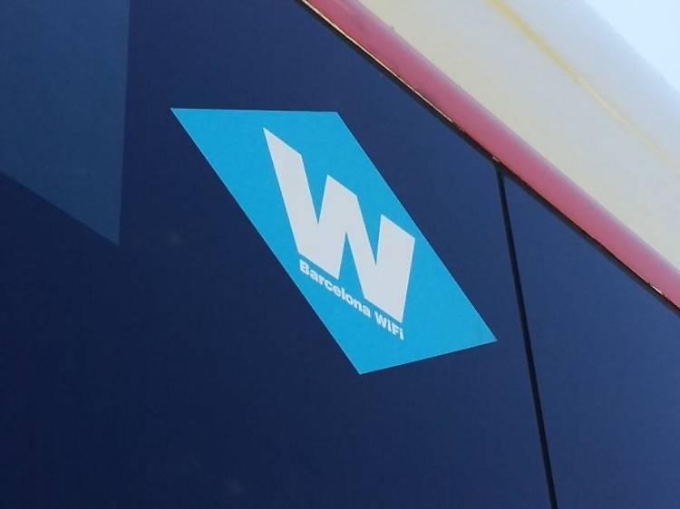 Wifi gratis en todos los autobuses